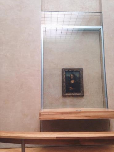 Seeing the Mona Lisa